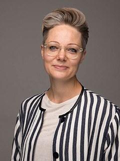 Billede af psykologen Lise Føns